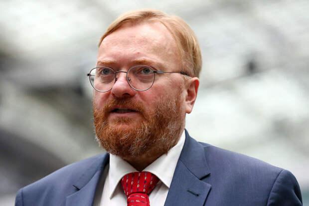 Милонов объяснил появление аккаунта в TikTok. Ранее он ругал эту соцсеть