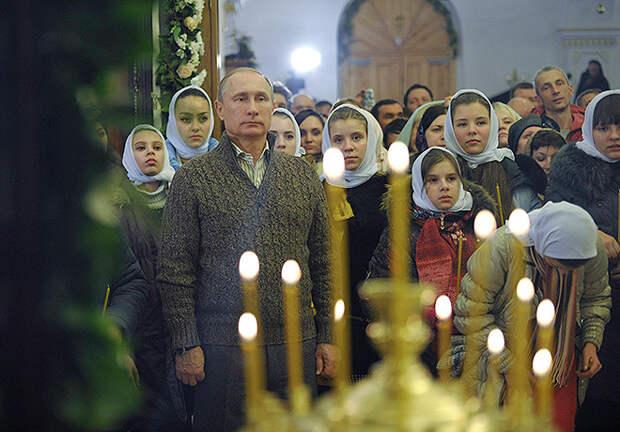 Путин не едет в Орду