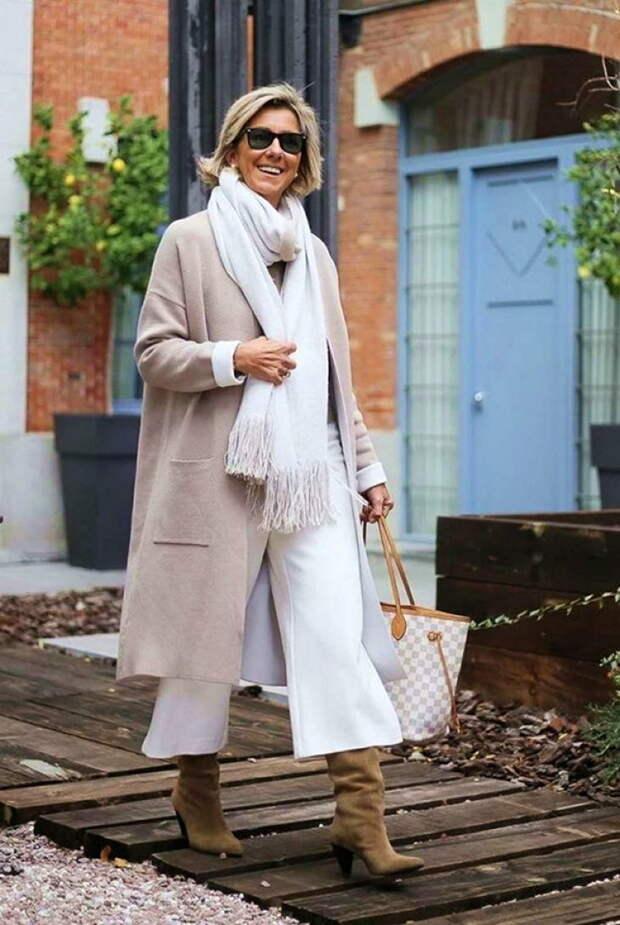 Красивый и элегантный образ в любом возрасте: 10 незаменимых вещей в женском гардеробе