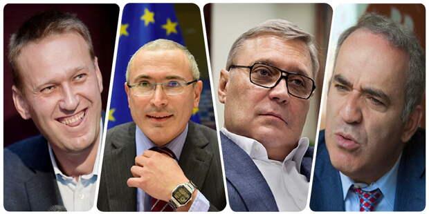 «Украинский Крым» может упечь на 10 лет и Ходорковского с Навальным, и Явлинского с Вишневским