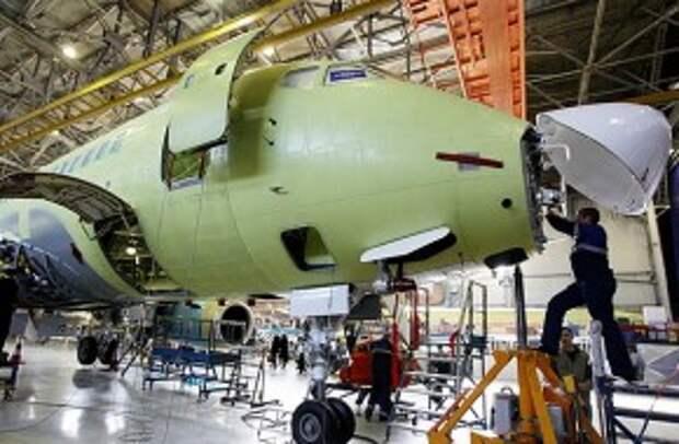 Российский авиапром избавляется от балласта