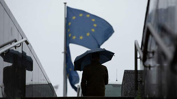 ЕК спрогнозировала падение ВВП еврозоны на 7,5%
