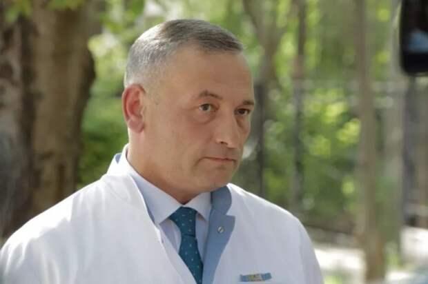 Губернатор Севастополя попал в онкодиспансер