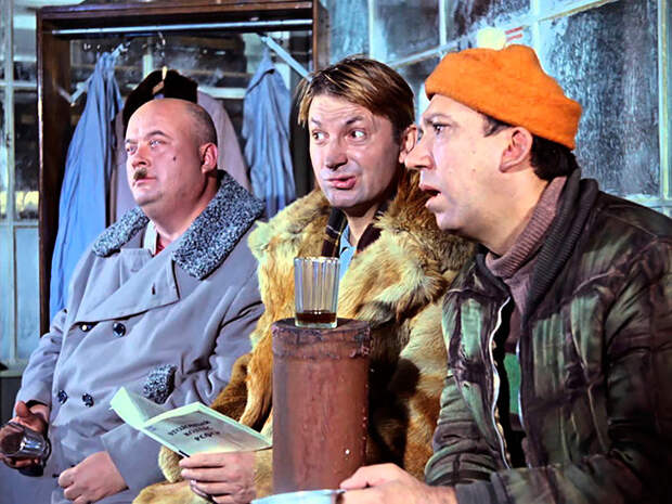 «Спасите гарем» и «Рецидивисты»: рабочие названия легендарных советских фильмов