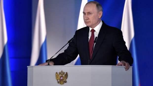 Выступление Путина 21 апреля: онлайн-трансляция