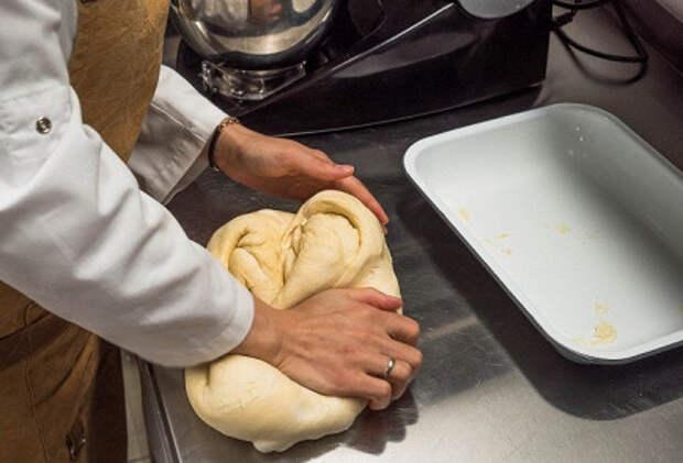 Эластичное дрожжевое тесто для пирожков и пирогов