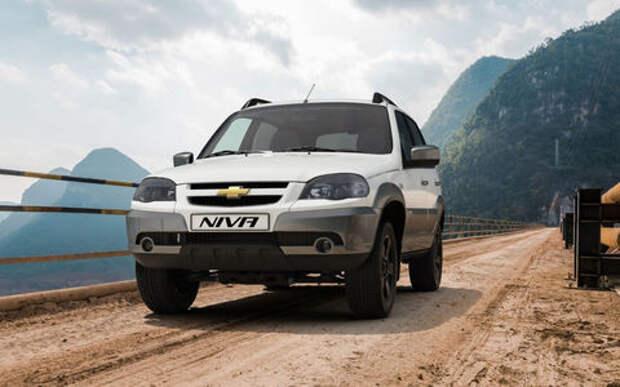 Новая модернизация Chevrolet Niva: все подробности