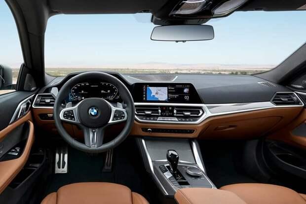 Новая четверка BMW.