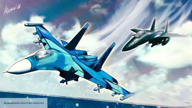 Эксперты Sohu рассказали, как Россия унизила США в небе над Балтикой