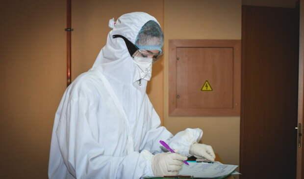 Что последует? Омская область вошла вТОП-20 самых «коронавирусных» регионов