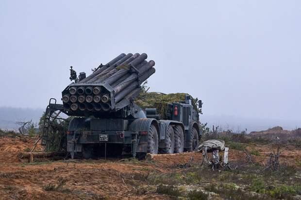 Россия в противовес танкам Турции отправила в Сирию комплекс «Гермес»