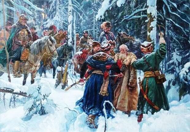 Польша требует дополнительного расследования обстоятельств гибели своего воинского подразделения зимой 1613 года.