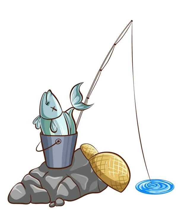 Чудо на рыбалке