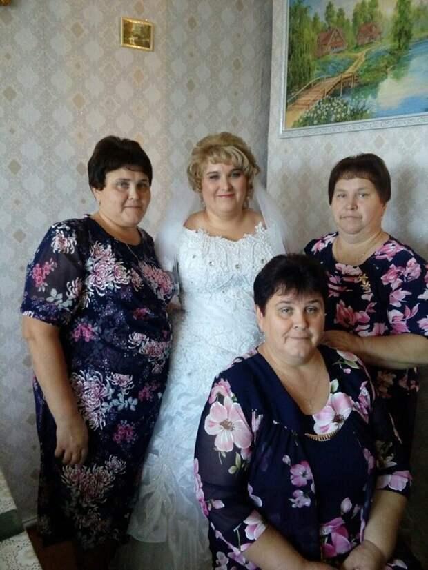 Кто сказал, что клонированием в России никто не занимается? брак, жених, невеста, прикол, свадьба, семья, юмор