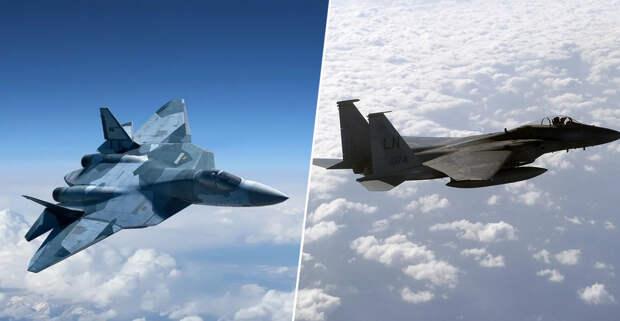Японцы расстроились из-за превосходства Су-57 над F-35