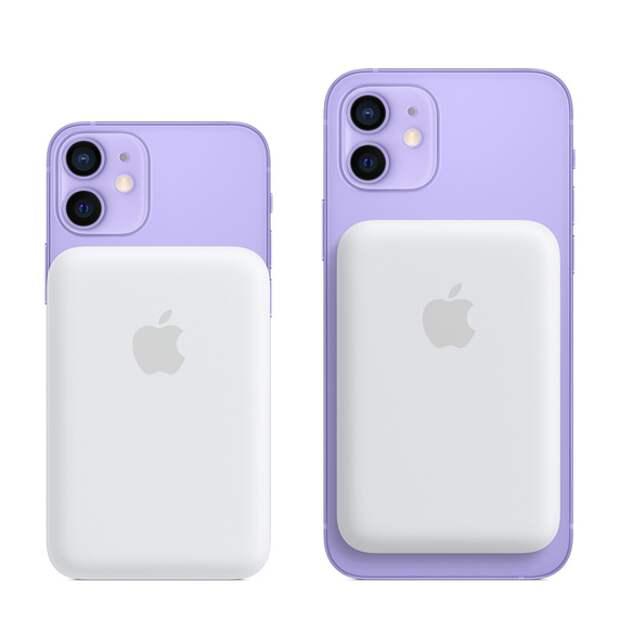 Apple выпустила пауэрбанк для iPhone 12 Mini, который решит проблему быстрой разрядки