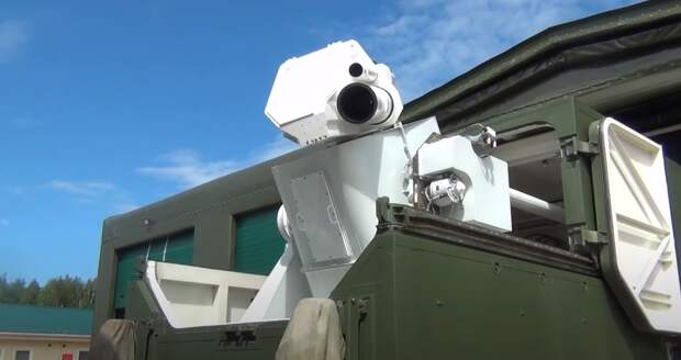 Боевые лазеры «Пересвет» защитят ядерные объекты России
