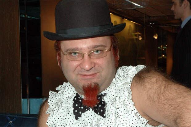 Роман Трахтенберг. 2008 г.