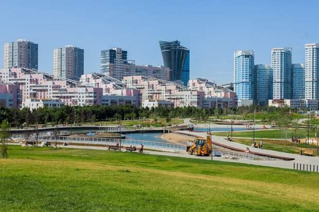 Парк. Фото: mos.ru