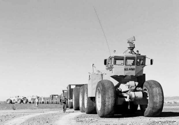 Гиганты особого назначения: самые длинные автомобили мира