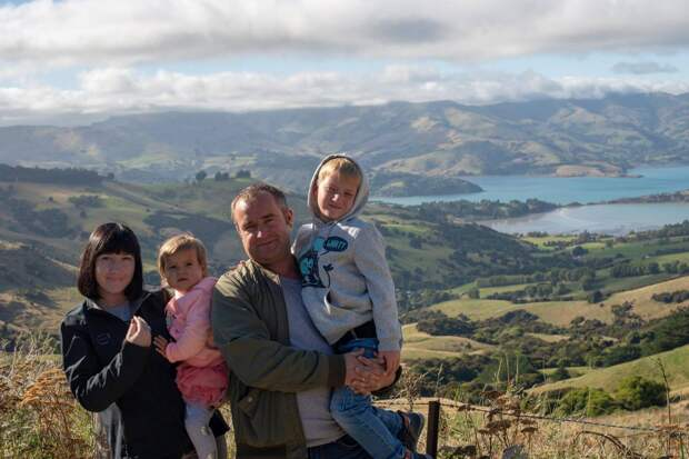 Я живу на краю света! Как переехать в Новую Зеландию, получить образование, найти работу, вырастить детей и узнать, почему в домах местных жителей нет смесителей
