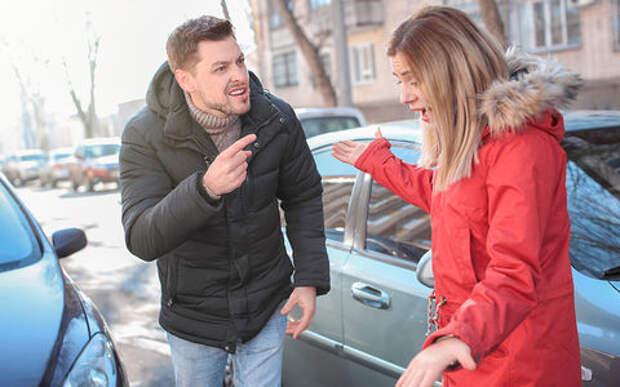 Притерли на парковке машину — это ДТП или нет?