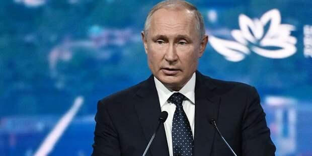 Путин не исключил национализацию некоторых предприятий