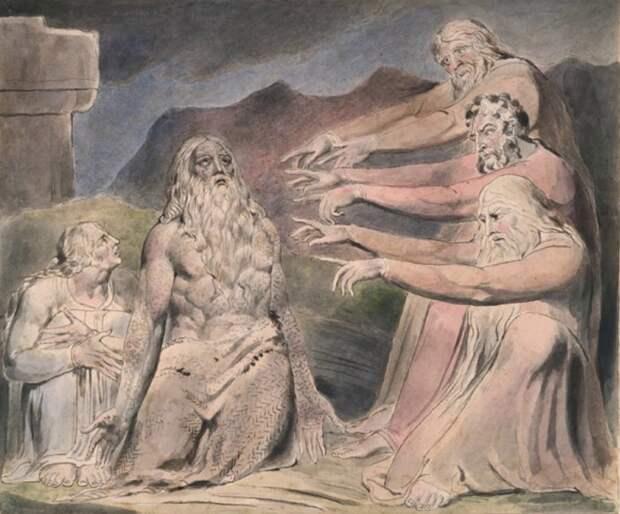Награда или наказание?  Размышления об идее воздаяния в Библии