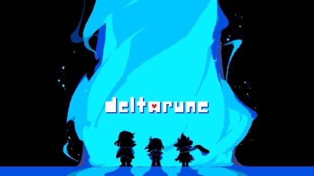 Разработчик внезапно анонсировал вторую главу ролевой игры Deltarune