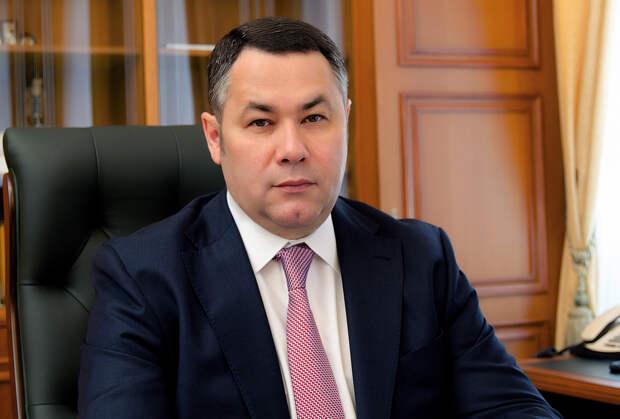 Губернатор Игорь Руденя поздравил работников и ветеранов органов местного самоуправления с праздником