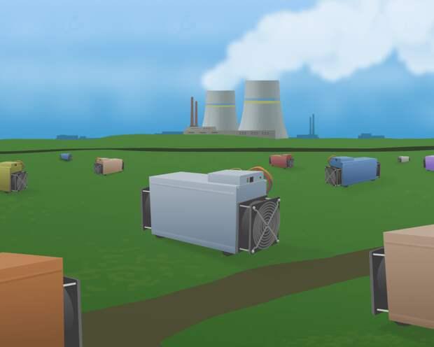 В Огайо начнут экологичный майнинг биткоина на атомной энергии