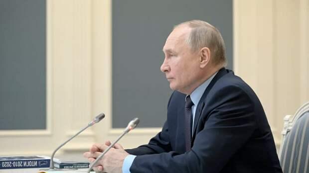 Назван доход Путина за 2020 год