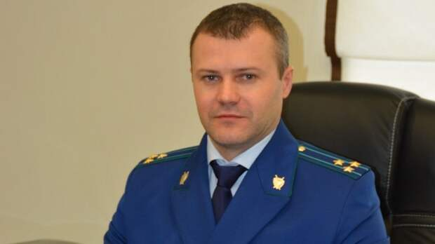 Экс-прокурор Оренбурга Андрей Жугин стал заместителем прокурора Севастополя