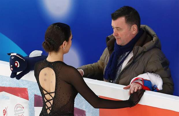 Орсер удивлен неудачным выступлением Медведевой вКанаде: «Она очень расстроена, мыошеломлены»
