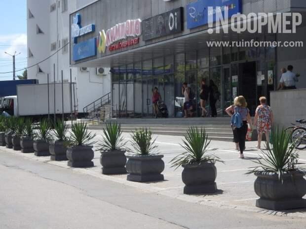 Севастопольцы оплакивают парковку у Новуса (ФОТО)