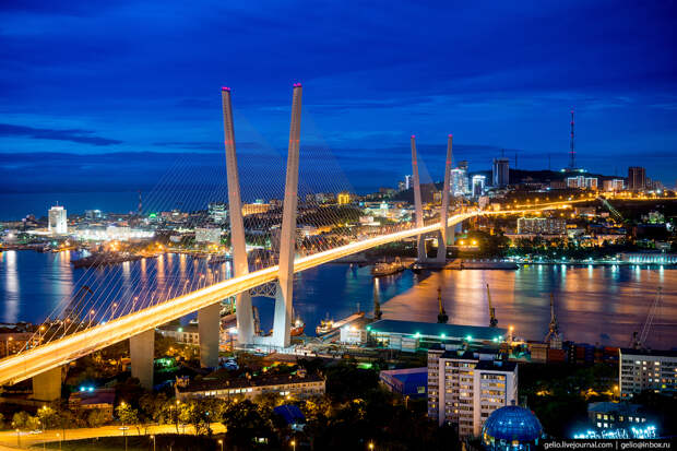 Путин перенес столицу ДФО из Хабаровска во Владивосток