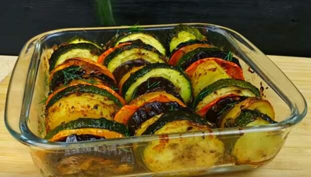 Хит сезона: запеченные овощи