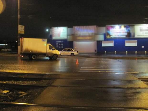 Под колёсами «Газели» в Ижевске пострадал годовалый ребёнок