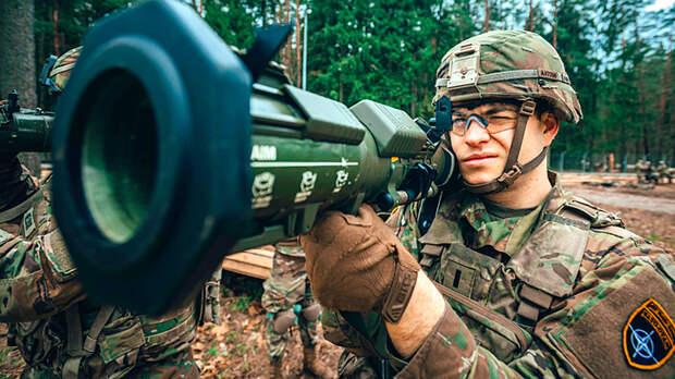 Русские идут!: НАТО пугают скорым вторжением России в Прибалтику