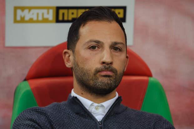 Тренер «Спартака» решил не продлевать контракт с клубом