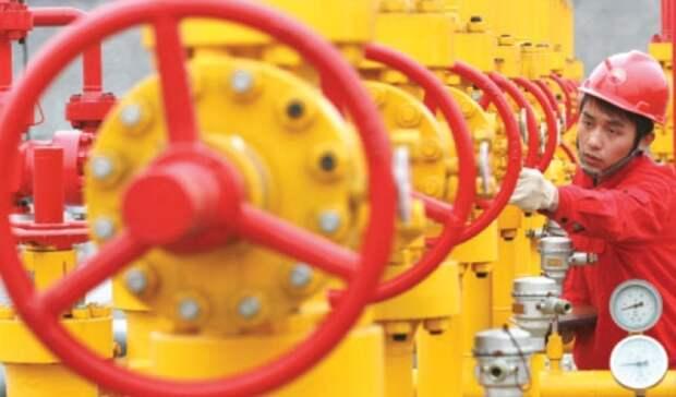 Дотрехлетнего минимума сократил Китай импорт газа потрубе виюне 2020