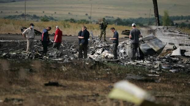 Нидерландский суд принял решение касательно обломков самолета по делу MH17