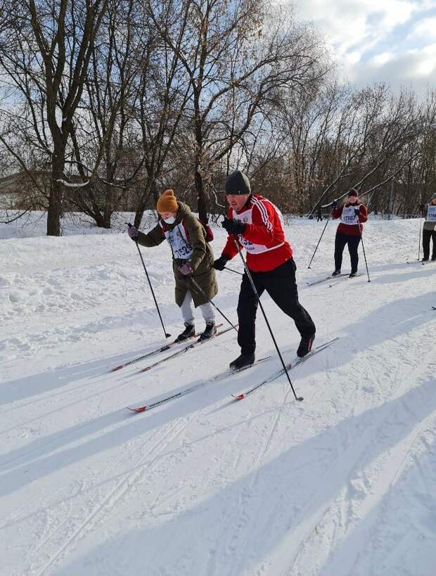 Жительница Южного Медведкова победила на соревнованиях по лыжным гонкам