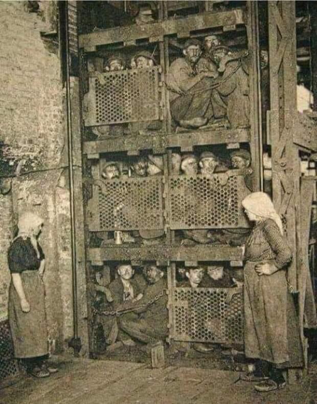 Ирландское рабство
