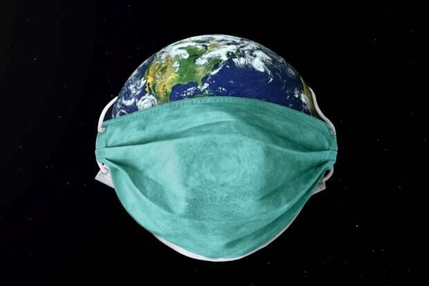 Коронавирусом заразился каждый сотый человек на планете