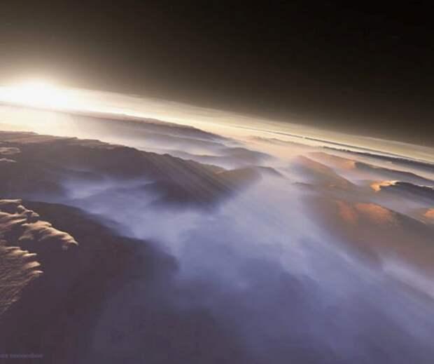 Ученые никак не могут решить: есть ли Марсе жидкая вода
