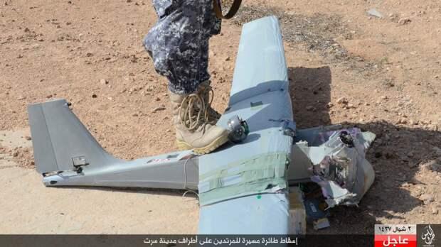 «РВ»: российские военные сбили в Сирии неопознанный летательный аппарат