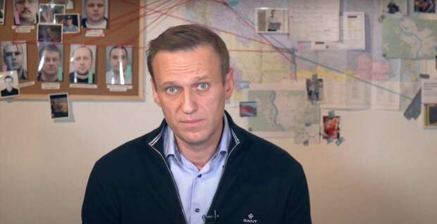 ФСБ: Запись Навального оказалась «жутким фейком»
