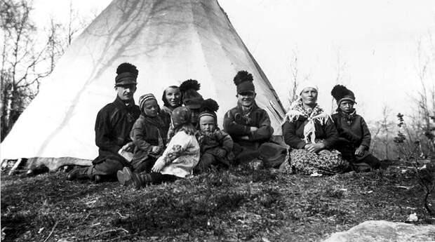 Лапландцы: самые таинственные жители Европы