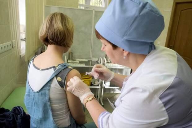 """Российская вакцина от гриппа помогает иммунитету / Фото: АГН """"Москва"""""""